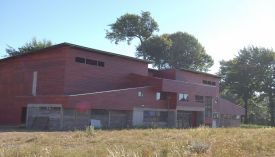 Lautaro Gymnasium Outside
